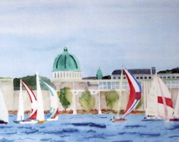 Sailboat Races, Annapolis