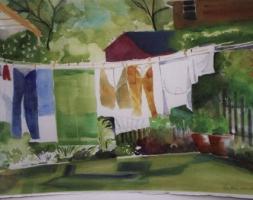 Urban's Clothes Line, Eastport