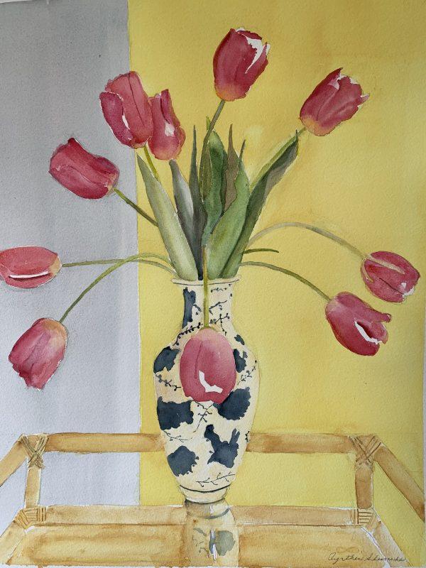 Joanne's Tulips