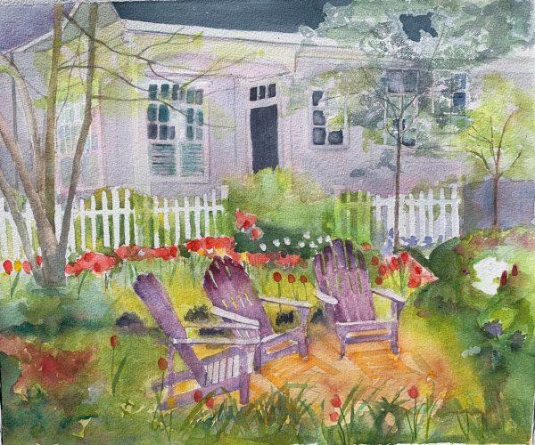 Eastport Garden, Annapolis
