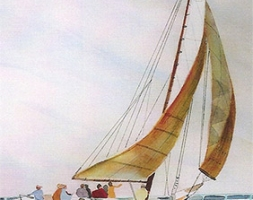 Martha Lewis II, Skipjack